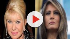 Ivana Trump a Live - Non è la d'Urso: 'Melania? È bellissima, ma non fa niente'