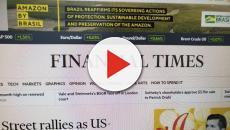 Jornal Financial Times levanta dúvidas sobre números da economia brasileira