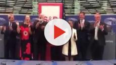 UE: critiche per il gruppo socialista che canta 'Bella ciao', tra loro Gentiloni