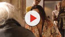 'Amor de Mãe': Lurdes quase morre no enterro de Kátia e entra em contato com crime