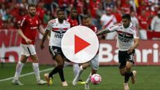 São Paulo x Internacional: onde ver ao vivo, escalações e desfalques