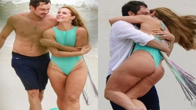 Paolla Oliveira fala sobre imagens mostrando o seu 'corpo real' e afirma não se importar