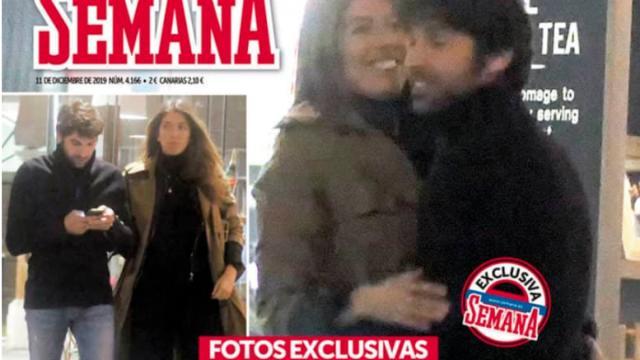 Las fotos de la revista 'Semana' no prueban la supuesta infidelidad de Cayetano a Eva