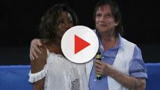 Gloria Maria diz que Roberto Carlos foi o primeiro a ligar depois dela passar por cirurgia
