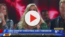 Trisha Yearwood hosts the 2019 'CMA Country Christmas'