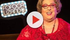 Mamma Bruschetta, do 'Fofocalizando', devido ao tumor faz cirurgia para retirar estômago