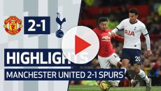 Manchester United vs. Tottenham: match report