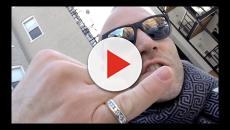 Rapper alemão faz primeira aparição depois de perder parte do crânio em um acidente