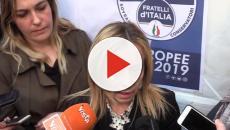 Libero il sindaco di Bibbiano, Giorgia Meloni: 'Credo che nessuno debba chiedere scusa'