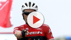 El ciclista, Alberto Contador, cumple 37 años