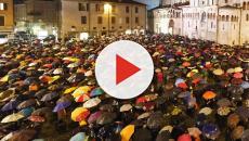 Otto e mezzo, Mattia Santori: Abbiamo il diritto di non ascoltare