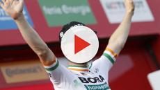 Ciclismo: Sam Bennett lascia la Bora Hansgrohe e passa alla Deceuninck Quickstep