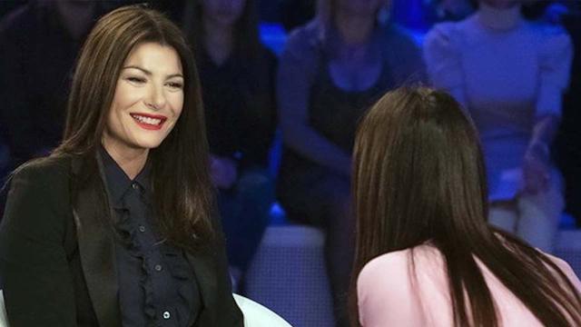 Ilaria D'Amico rivela ai microfoni di 'Verissimo': 'Mi piacerebbe avere una bambina'
