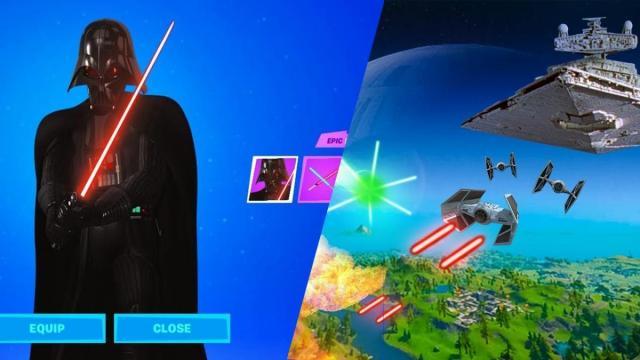 'Fortnite:' Epic Games is preparing a big 'Star Wars' event for December 14