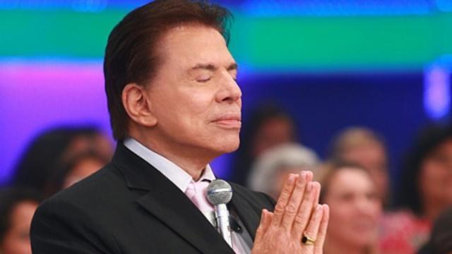 Triste, Silvio Santos liga para mãe de Gugu Liberato, diz site