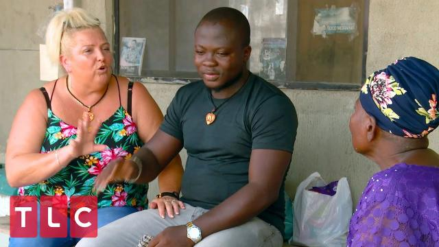 '90 Day Fiance:' Angela worried about Michael's visa interview
