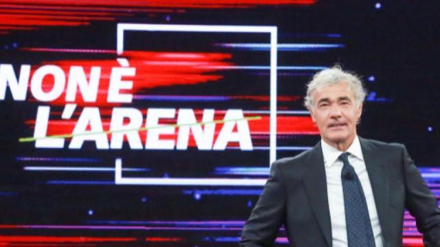 Anticipazioni Non è l'Arena 8 dicembre: ospiti Vittorio Sgarbi e Alessandro Cecchi Paone