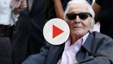 Kirk Douglas, cumple hoy 103 años y es una leyenda viva del cine