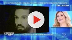 Domenica Live: Paola Caruso vuole denunciare l'ex fidanzato, l'avrebbe registrata