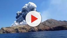 Nuova Zelanda: Si è risvegliato il vulcano Whakaari, cinque vittime e turisti dispersi