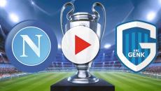Napoli-Genk, martedì 10 dicembre alle 18:55 allo Stadio San Paolo