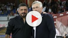 Napoli, Gattuso potrebbe prendere il posto di Ancelotti in caso di esonero o dimissioni