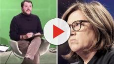 Salvini a 'Mezz'ora in più': 'Governo di litigiosi ed incapaci'
