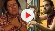 'Amor de Mãe': Lurdes tenta levar celular para Sandro na prisão