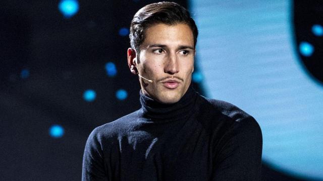 Gianmarco,esta destrozado tras el beso entre Adara y Hugo