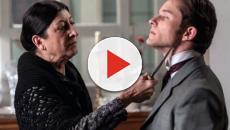 Una Vita, anticipazioni al 21 dicembre: Ursula minaccia Samuel con un coltello