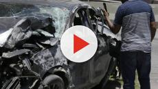 Cinco jovens morrem em grave acidente no Rio de Janeiro