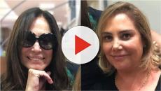 Susana Vieira e Heloisa Périssé aparecem juntas após vitória contra o câncer