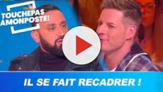 Matthieu Delormeau et Cyril Hanouna s'embrassent dans TPMP