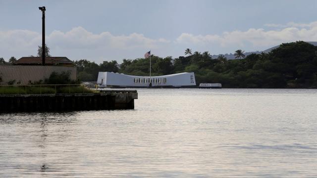 Saudi Arabian trainee involved in the Pensacola naval base shooting