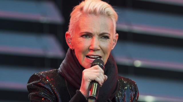 Marie Fredriksson, vocalista do Roxette, morre aos 61 anos após batalha contra o câncer