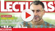 Jorge Javier Vázquez también padece ahora depresión: toma somníferos y acude a terapia