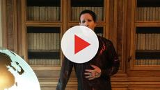 Marilyn Manson guest star nella serie tv Sky 'The New Pope'