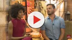 'A Fazenda 11': Sabrina e Rodrigo falam sobre polêmicas em entrevista com Gretchen
