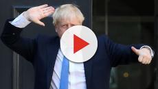 Boris Johnson se niega a ver la foto de un niño enfermo