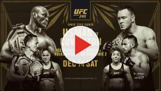 UFC 245: Usman vs Covington a Las Vegas, match visibile il 15 dicembre su DAZN