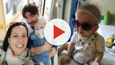 Brescia, Gabry 'Little Hero' dimesso dall'ospedale dopo il trapianto di midollo