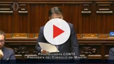 Mes, il leghista Borghi attacca Conte alla Camera: 'Lei è un traditore'