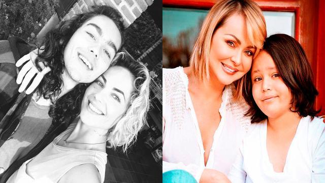 6 atrizes mexicanas que não tiveram apoio do marido para criar seus filhos
