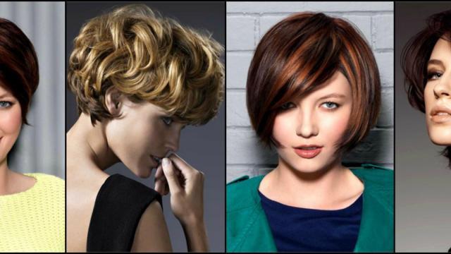 Tagli di capelli corti e medi nell'inverno 2020: il pixie ...