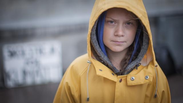 Carmen Lomana califica de patética a Greta Thunberg