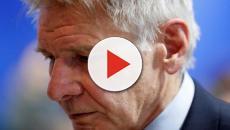 Harrison Ford sorprende, al aparecer, en la Cumbre Mundial del Clima