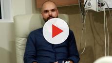 Bruno Covas está na UTI depois de sangramento no fígado