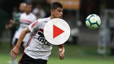 São Paulo manda Raniel para o Santos e fica com Vitor Bueno