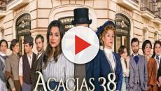 Una Vita, trame dal 15 al 21 dicembre: Antoñito e Lolita fissano la data del matrimonio
