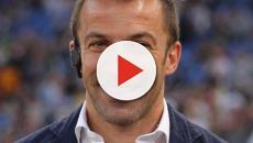 Juventus, Del Piero: 'Tridente CR7-Dybala-Higuain? Con una qualità così fai la differenza'
